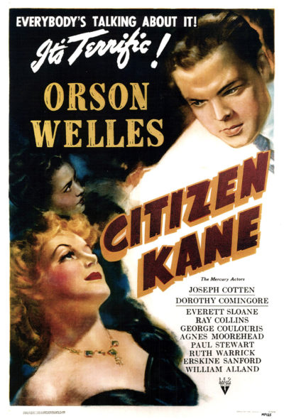CITIZEN KANE PLAYS AT HEARST CASTLE