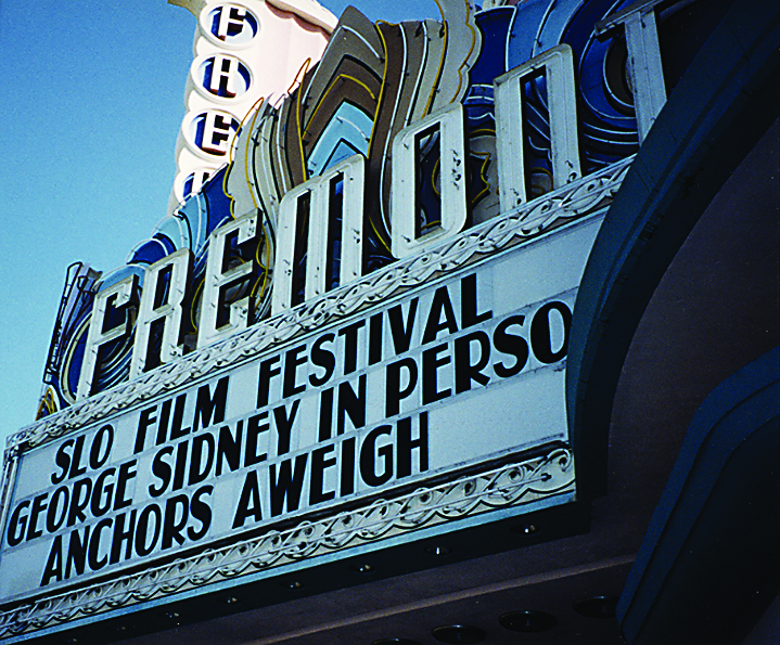 SLO FILM FESTIVAL IS FOUNDED