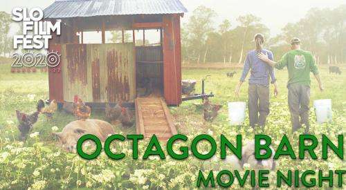 OCTAGON BARN MOVIE NIGHT